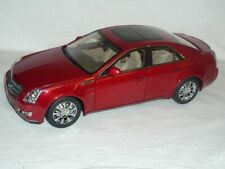 Cadillac Cts 2009 Rot Master Pieces Collection 1/18 Kyosho Modellauto Modell Aut