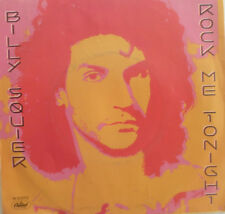 "7"" 1984 US Press! BILLY SQUIER rock me cette nuit/Comme neuf -? \"