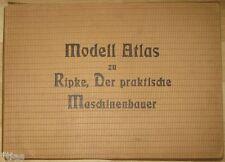 Modello ATLAS a Ripke il pratico macchine Bauer del 1907