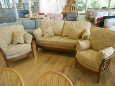Ercol Living Room Three Seater Sofa Furniture Suites