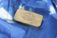 Olrich & Co. 6 Bowling Green NY Deckel Dose