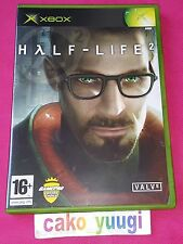 HALF-LIFE 2 XBOX EXCELLENT ETAT VERSION 100% FRANCAISE