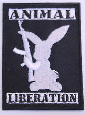 ANIMAL LIBERATION (RABBIT) PATCH (MBP 263)