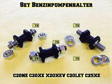 Benzinpumpenhalter Halter Benzinpumpe C20NE C20XE X20XEV C20LET C25XE & Muttern