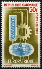 Gabon 1964 SG#214 Europafrique MNH #D35409