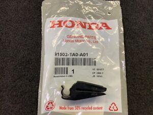 NEW GENUINE HONDA ACCORD HOOD PROP ROD HOLDER CLIP 2008-2012 91503-TA0-A01