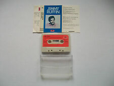 JIMMY RUFFIN - SAME - RARE UK 1973 CASSETTE TAPE ALBUM POLDOR 3170 191 VGC