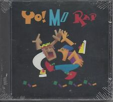 "VARIOUS ARTISTS - LL COOL J -TONE LOC - MORE  ""Yo! Mo Rap""  NEW SEALED CD  (OOP)"