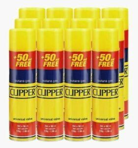 Clipper High Quality Butane Gas Universal Lighter Refill Gas 300ml Fuel Bottle