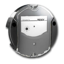 Solarsteuerung Resol DeltaSol A (inkl. 2 PT1000 Fühlern - 1 x FKP6 - 1 x FRP6) -