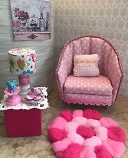 * dolls@home★sessel no3 F Barbie fashion royalty BJD Blythe 1/6 scale Doll *