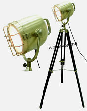Searchlight Floor Lamp Fish Style Search Light Nautical With Tripod home decore