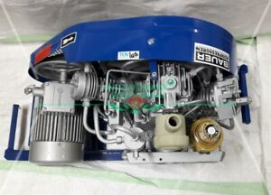 BAUER CAPITANO MODEL BREATHING AIR COMPRESSOR (5 CFM)