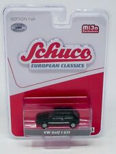Schuco European Classics MiJo 1:64 Volkswagen VW Golf 1 GTI  1200 piece Limited