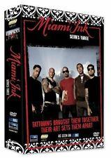 Miami Ink - Series Three [DVD] By Darren Brass,Chris Garver.