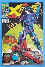 X-Force #23 Domino vs Deadpool Marvel Comics X-Men 1993