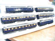 Märklin H0 42283 6er Set Schnellzugwagen Rheingold DRG OVP (KV7530)
