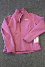 THE NORTH FACE SMP WOMENS APEX BIONIC 2 JACKET PURPLE HEATHER NF0A2RDYUEN SIZE M