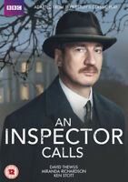 An Inspector Calls DVD (2015) David Thewlis, Walsh (DIR) cert 12 ***NEW***