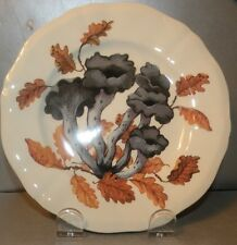 NEW Bread & Butter Plate Trompettes, from Chanterelle pattern GIEN,  France