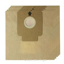 5 X Hoover sacchetti per aspirapolvere serie Spazio libero doppio strato filtrati BAG