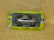 MODELLINO NEW RAY CITY CRUISER AUDI TT ARGENTO 1:43 cod.19798