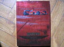 FERRARI LA OFICIAL MAGAZINE ANUARIO 2002 WORLD CHAMPION F1 ANUARIO OFICIAL