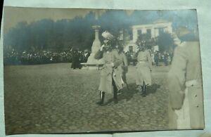 orig.Foto, General Wolf (pour le merite), Swinemünde, 1914