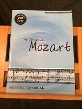 The genius of le génie de mozart musique pour orgue partition score