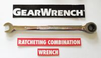 Gearwrench  Ratcheting Wrench - Any Size SAE or Metric Combination Ratchet