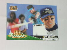 1996 Sportflix Hit Parade Jeff Bagwell