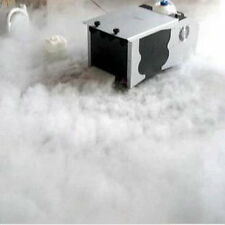 1500W Low Fog Machine Dry Ice Effect Smoke Club Stage Wedding