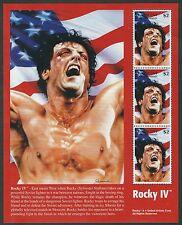 St. Vincent - MNH Mini Sheet - Rocky (Sylvester Stallone).......0075-0