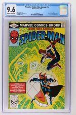 Amazing Spider-Man Annual #14 - Marvel 1980 CGC 9.6 Doctor Strange, Doctor Doom