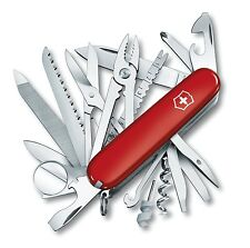 Coltello Multiuso Victorinox 91mm SWISS CHAMP RED 1.6795
