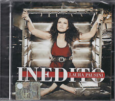 CD 14T LAURA PAUSINI INEDITO DE 2011 NEUF SCELLE SEALED