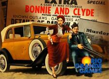 BONNIE AND CLYDE THE OUTLAW STRATEGY CARD GAME RIO GRANDE AGE 8+ BRAND NEW