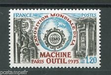 FRANCE 1975 timbre 1842, Expo' Machine-outil, neuf**