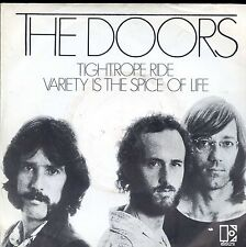 7inch THE DOORS tightrope ride HOLLAND +PS EX