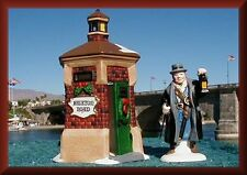 Department 56 #58390 Dickens Village Briston Road Watchman - set of 2