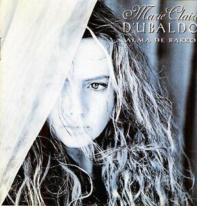 Alma De Barro ~ Marie Claire D'Ubaldoz - CD