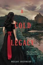 Madman's Daughter: A Cold Legacy 3 by Megan Shepherd (2016, Paperback)
