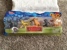 Disney Junior The Lion Guard Collectable Set Of 5 Mini Figures Just Play