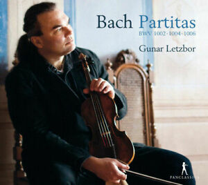 Johann Sebastian Bach - Bach: Solo Partitas [New & Sealed] CD
