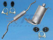 FORD GALAXY 1.9TDI Auspuff Auspuffanlage Abgasanlage