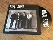 """Rival Sons """"Great Western Valkyrie"""" cd card sleeve [hollow feral pressure head]"""