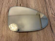 Porsche Macan OEM RH mirror glass heating dimming from 13 year 95B857522C