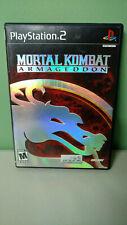 Mortal Kombat: Armageddon PS2 Playstation 2