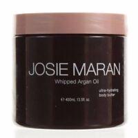 Josie Maran Whipped Argan Oil White Gold Radiance Vanilla Scent 400ml/13.5oz