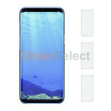 3X LCD Ultra Clear HD Screen Protector for Android Phone Samsung Galaxy S8 Plus